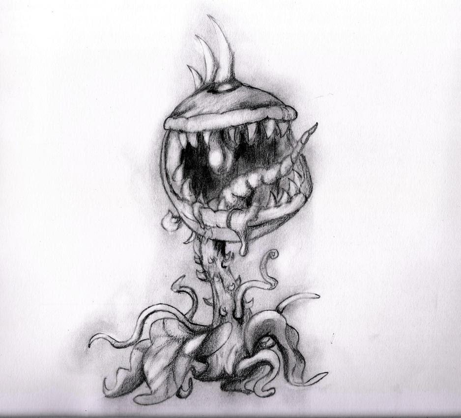 Dibujos Para Colorear De Plantas Vs Zombies Garden Warfare