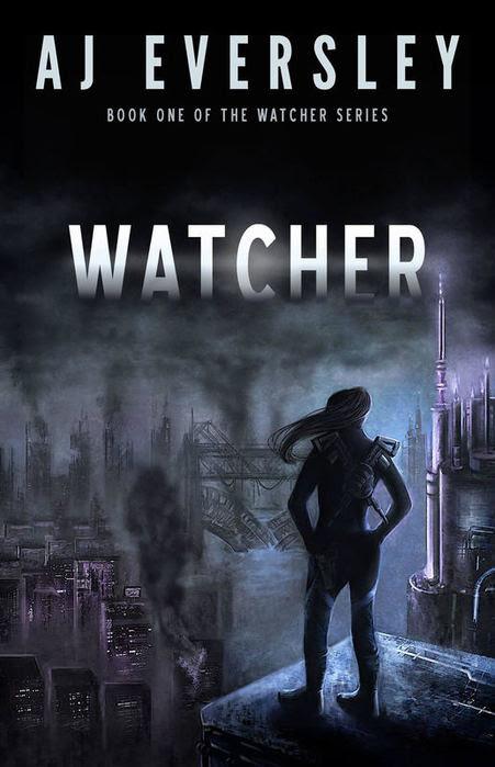 Watcher (Book 1 ) by AJ Eversley
