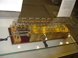Mesin penghitung Leibniz