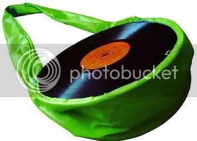 Vinyl Records Bags