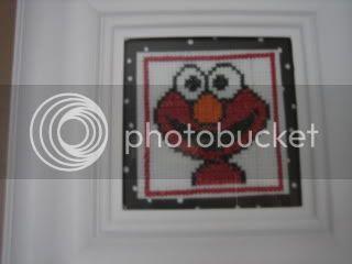 Elmo Close up