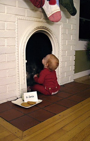 ...alguém viu o Papai Noel por ai??? by Menina Prendada -