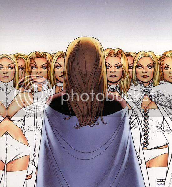Rainhas Brancas