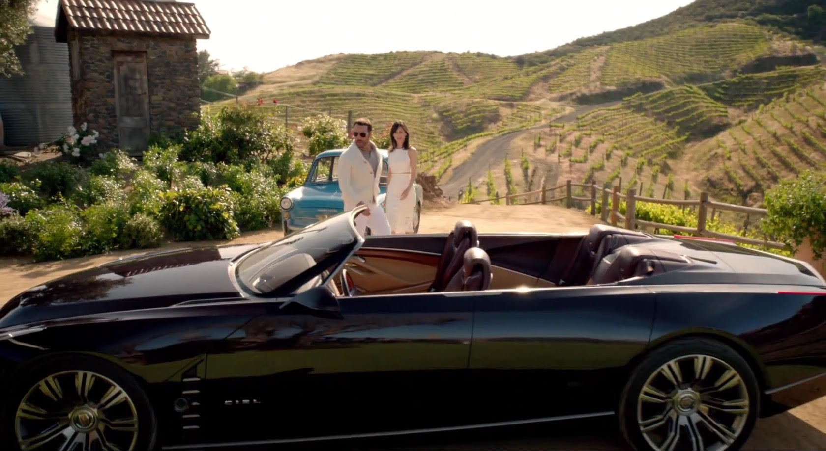 Cadillac Is Sending Its Ciel Concept to Bring Ari Gold Back in ...