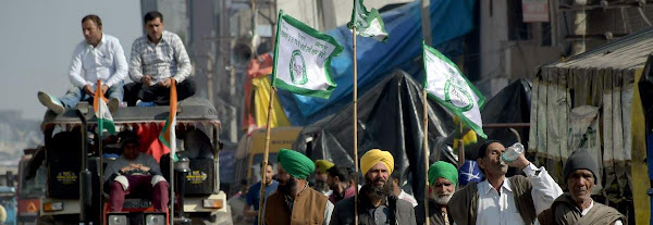 Farmer leaders claim Delhi police nod for 100-km tractor rally on Republic Day