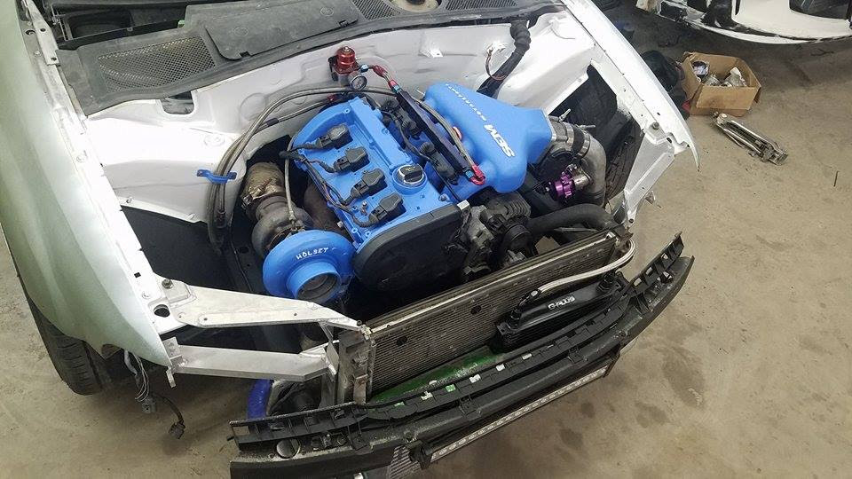 Audi 18 T Engine Performance Parts