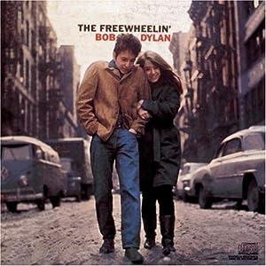 "Cover of ""Freewheelin'"""