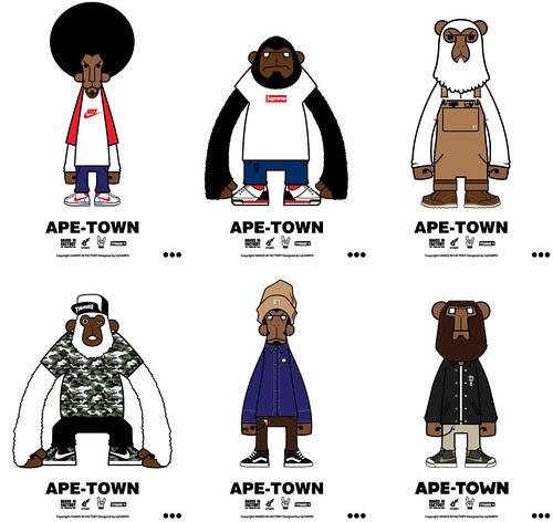 APE-TOWN-CITIZENS
