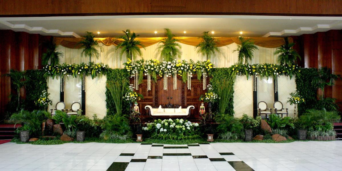 modern dekorasi pelaminan tradisional wedding dekorasi paket