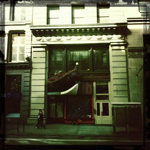 Day 57 the late Gonzalez y Gonzalez Restaurant, Broadway