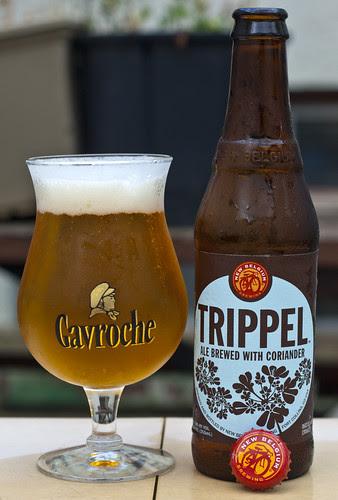 Review: New Belgium Trippel Ale by Cody La Bière
