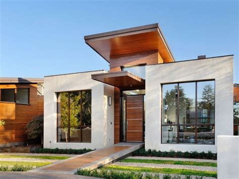 small modern house exterior design ultra modern small
