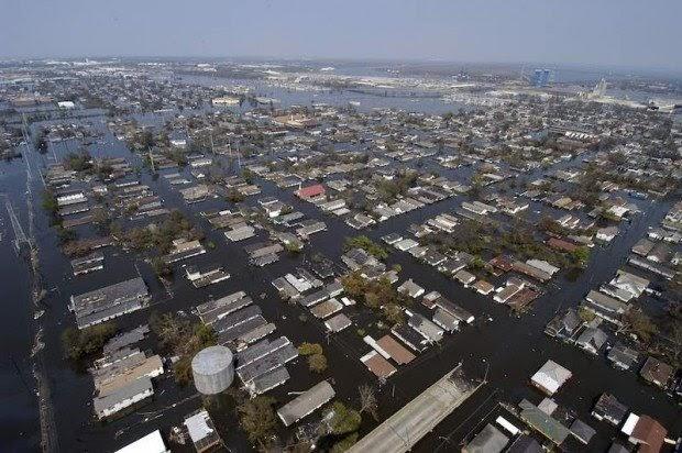 SEGÚN LA ONU, EL CAMBIO CLIMÁTICO PROVOCA UN ENORME AUMENTO DE LOS DESASTRES NATURALES