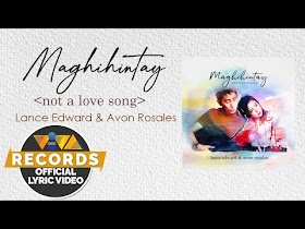 Maghihintay by Lance Edward & Avon Rosales [Official Lyric Video]