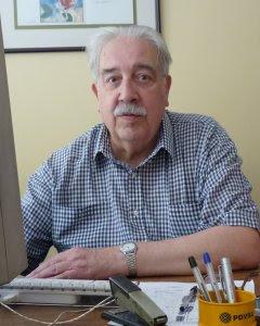 Manuel Cabieses, director de Punto Final.