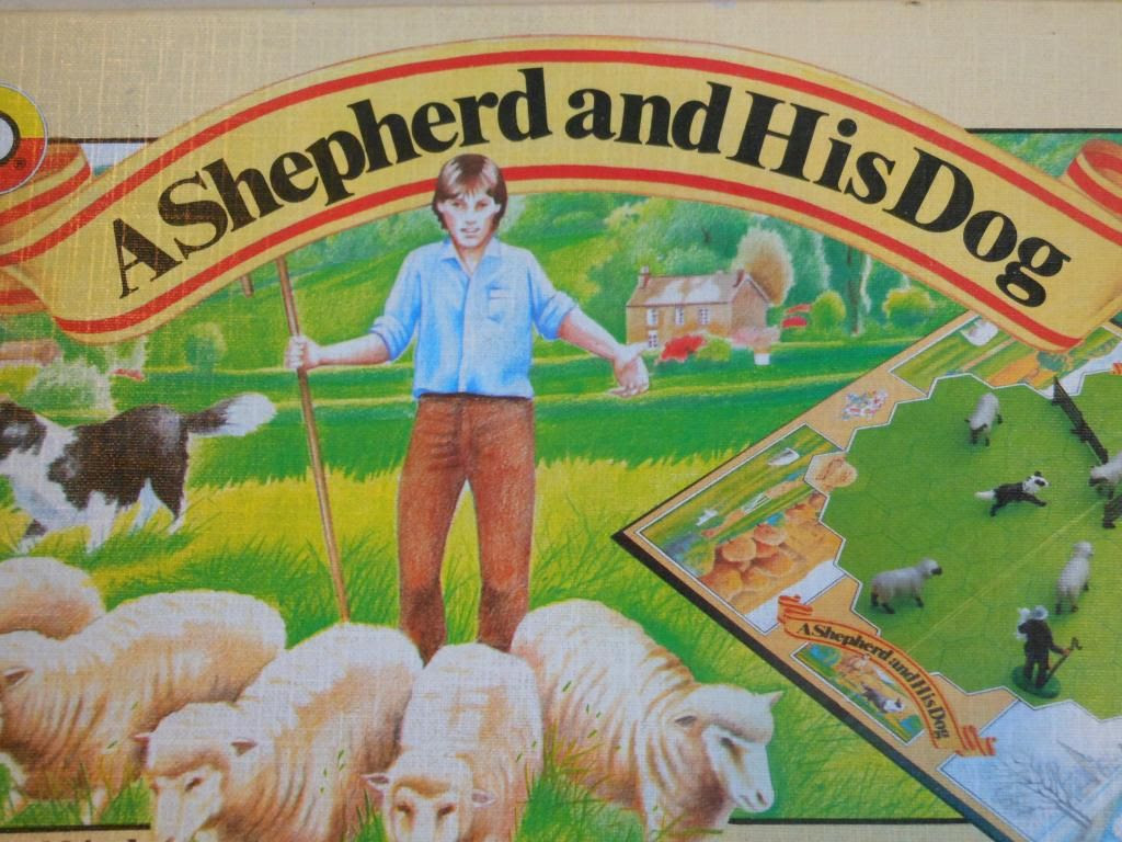 A Shepherd and His Dog