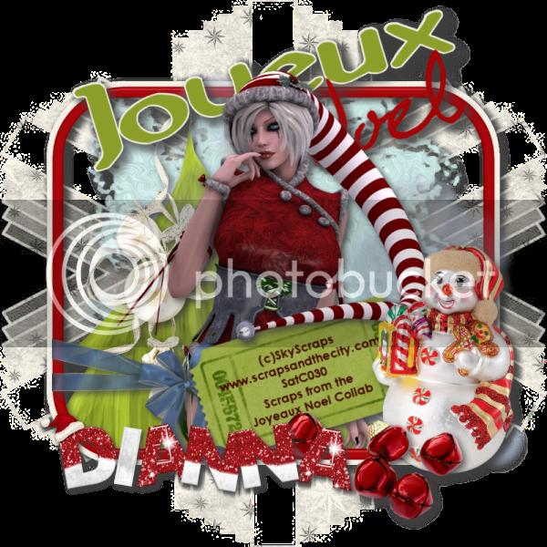 Joyeaux Noel - Dianna