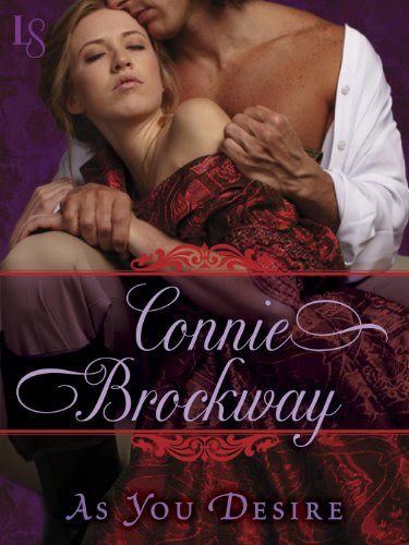As You Desire: A Loveswept Historical Classic Romance by Connie Brockway