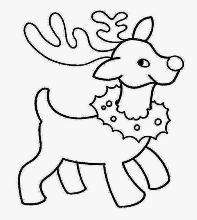 Printable Nativity Scene Coloring Pages for Kids | 728x651