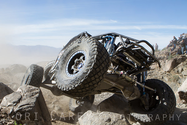 Randy Slawson on Wrecking Ball, 2014 King of the Hammers