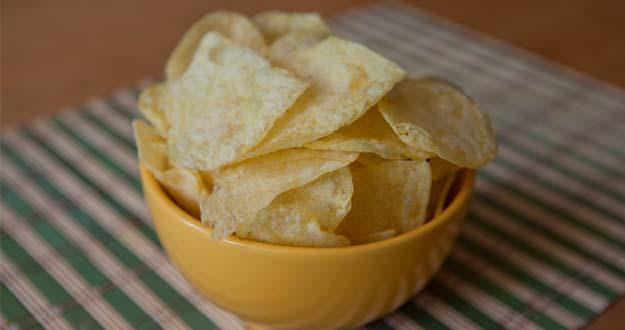 Unas apetecibles patatas fritas