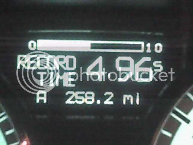 Bone stock `07 Chrysler 300C SRT8; 6.1 liter Hemi/425 bhp VROOOOOOOOM