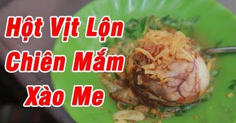 Review Hột Vịt Lộn Chiên Mắm Xào Me - Du lịch Ăn uống Quy Nhơn #22