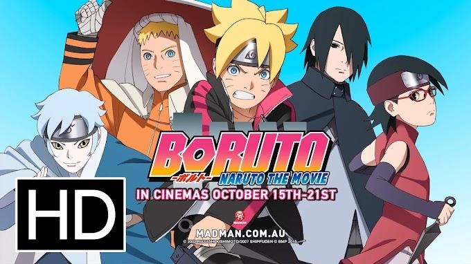 Download || Boruto: Naruto the Movie Hindi Dubebd