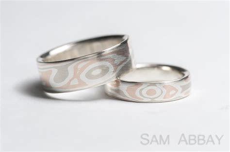 Mokume Gane ? New York Wedding Ring