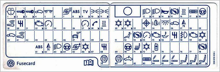 Wiring Diagram  9 2014 Vw Jetta Fuse Box Diagram