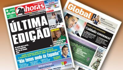 O grupo de Joaquim Oliveira encerra dois jornais e manda 30 para o desemprego