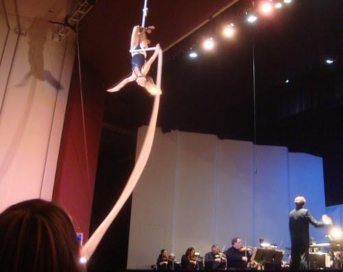 Cirque de la Symphonie / Shreveport Symphony Orchestra  by trudeau
