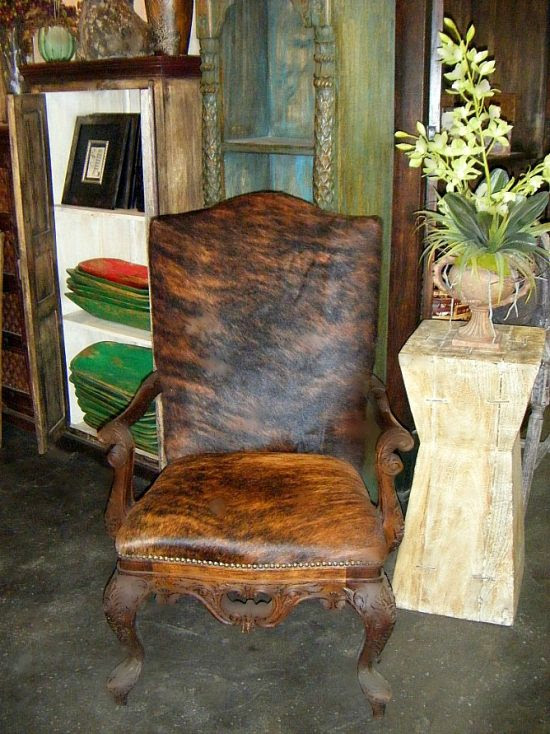 Cowhide Home Decor Places In The Home