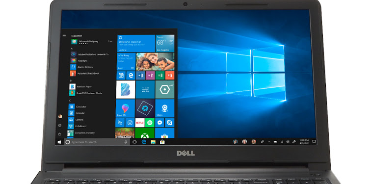 Dell Laptop Core I5 Touch Screen