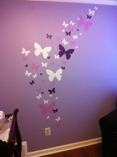 little girls bedroom ideas: little girls bedroom ideas Butterfly ...