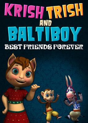 Krish Trish and Baltiboy - Best Friends...