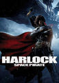 Harlock: Space Pirate | filmes-netflix.blogspot.com