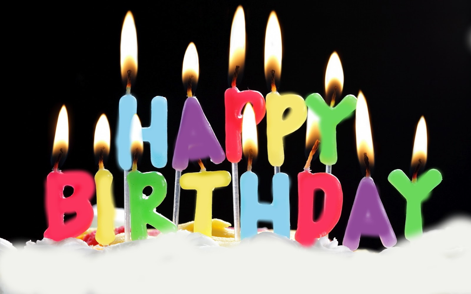 Happy Birthday Images Happy Birthday Candles Images Free
