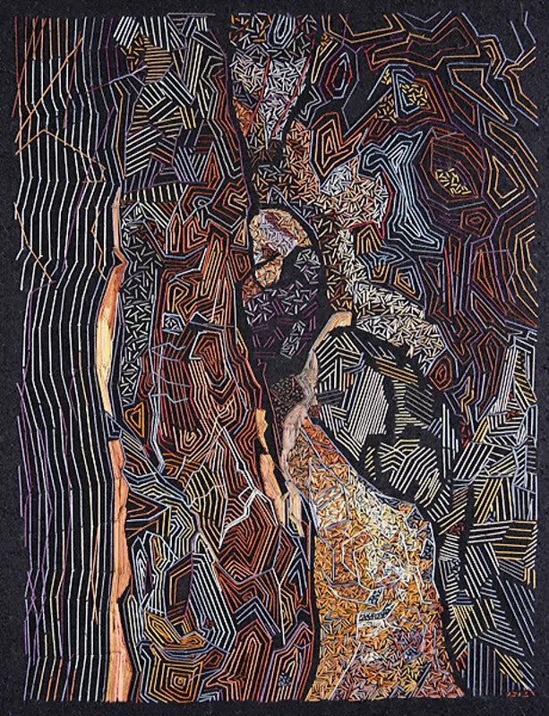 Abiquiu, NM I: Réflexions sur un trou Knot - PYRO Gallery