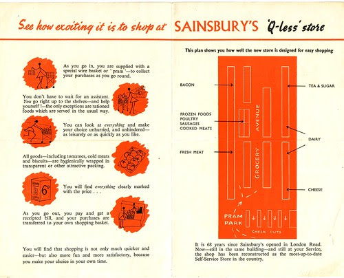 See how exciting it is to shop at Sainsbury's Q-less store