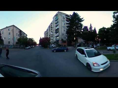 360°-градусные фотографии и видео с улиц Сухуми