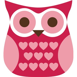 Heart Owl Design ID #15851
