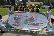 Kirab Pemuda Singgah di Subang