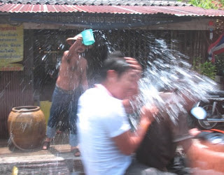 Songkran 2008 in Phuket