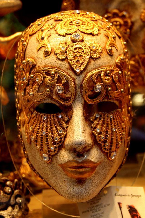 Masks, Carnival of Venice. Italy