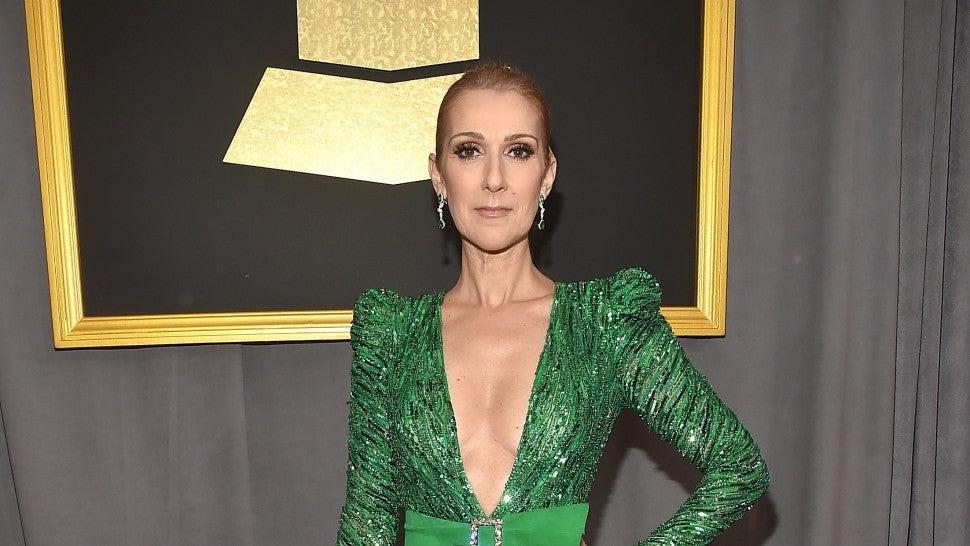 Celine Dion Grammys 2017