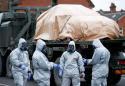 Hundreds urged to wash clothes after UK nerve agent attack