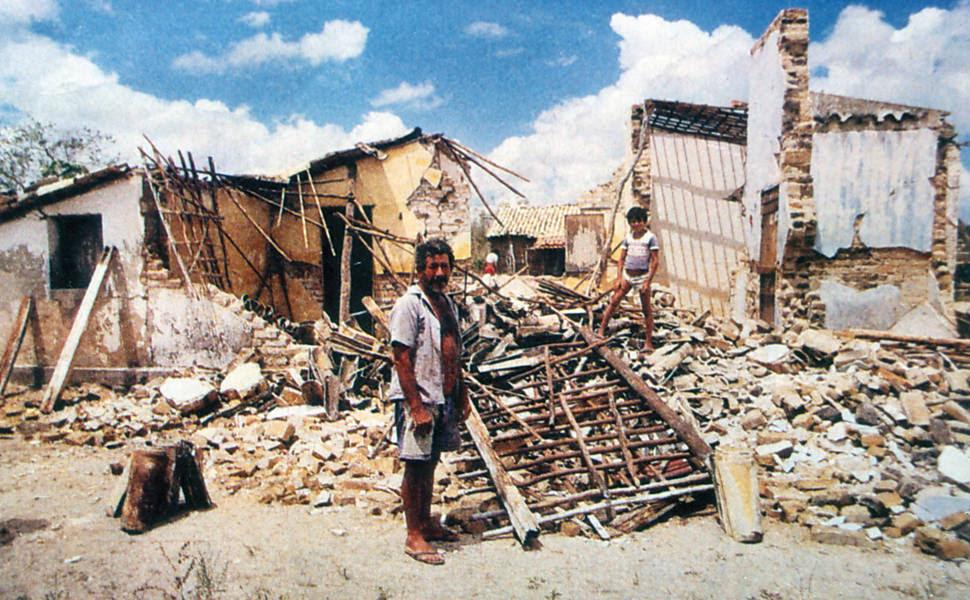 Resultado de imagem para terremoto em João camara rn