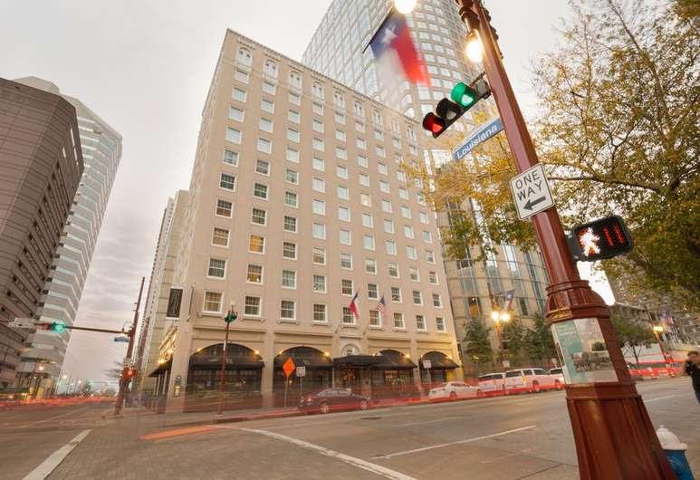 The Lancaster Hotel, Houston