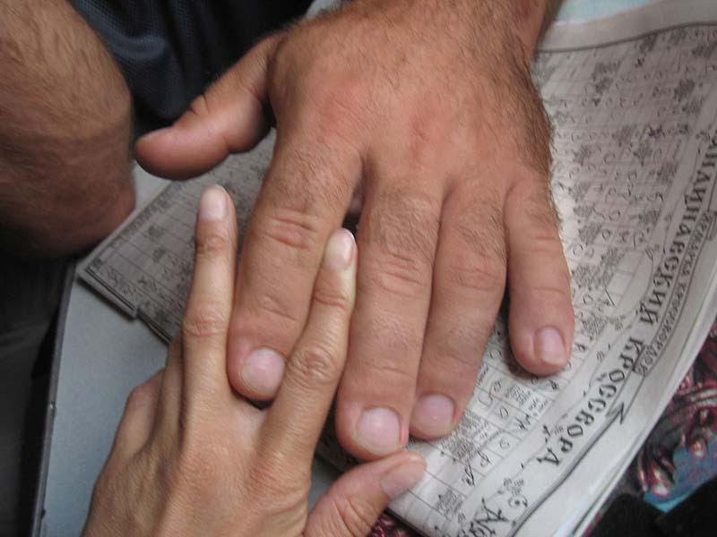 2. Hand armrestlerov Denis Tsyplenkova.  unusual, amazing photos,